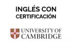 Contamos con certificación por la Universidad de Cambridge. Nuestros alumnos adquieren muy buen nivel de inglés-